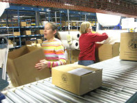 Praca Norwegia przy pakowaniu towarów na magazynie od zaraz 2014