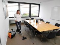Niemcy praca fizyczna dla kobiet przy sprzątaniu biur Drezno