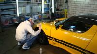 Dam fizyczną pracę w Anglii na myjni samochodowej Norwich