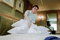 Oferta pracy w Anglii w hotelu od zaraz sprzątanie – pokojówka Londyn