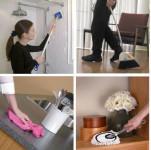 Fizyczna praca w Szwecji dla kobiet przy sprzątaniu Sztokholm bez języka
