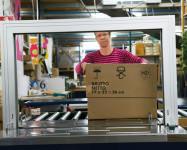 Praca Holandia na produkcji przy pakowaniu bez języka Amsterdam