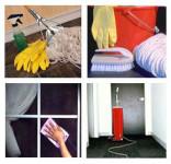 Dam fizyczną pracę w Szwecji dla kobiet przy sprzątaniu mieszkań Sztokholm