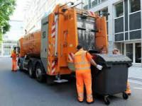 Niemcy praca fizyczna dla pomocnika ładowacza śmieciarki Darmstadt