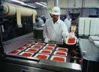 Anglia praca bez języka przy pakowaniu, załadunek-rozładunek mięsa Londyn