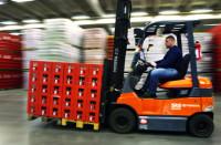 Holandia praca jako Operator wózka widłowego w Waalwijk (RT,BT,EPT).