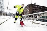 Norwegia praca fizyczna w Drammen przy odśnieżaniu od zaraz bez języka
