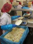Praca w Niemczech na produkcji sałatek przy pakowaniu bez języka Kolonia