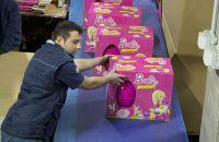 Niemcy praca przy pakowaniu zabawek bez języka Frankfurt nad Menem