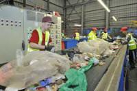 Bez języka Norwegia praca fizyczna przy sortowaniu odpadów Oslo od zaraz