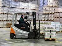 Operator wózka widłowego – Niemcy praca w Turyngii