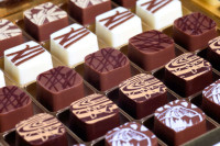 Anglia praca dla Polaków produkcja czekoladek bez znajomości języka Luton