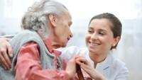 Opiekunka starszej pani oferta pracy w Niemczech centrum Hamburga od 15 listopada