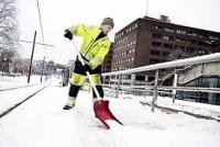 Od zaraz fizyczna praca w Norwegi bez znajomości języka przy odśnieżaniu ulic Asker