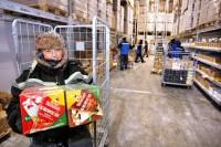 Oferta pracy w Anglii przy pakowaniu lodów od zaraz w chłodni Londyn