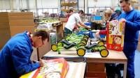 Oferta pracy w Szwecji od zaraz bez języka produkcja zabawek Uppsala