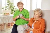 Niemcy praca dla opiekunki osób starszych do pani z Hamburga 86 lat