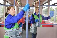 Bez znajomości języka praca w Niemczech od zaraz sprzątanie tramwajów Stuttgart