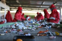 Bez znajomości języka fizyczna praca Anglia od zaraz przy recyklingu Londyn