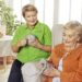 Mainz, Praca dla opiekunki w Niemczech do Pani Any (lata 82)