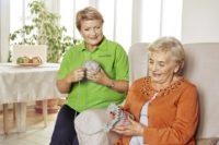 Stuttgart, praca w Niemczech dla opiekunki osób starszych do Pani Helgi (lat 78)