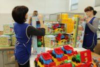Dla par od zaraz praca Dania bez znajomości języka na produkcji zabawek Odense