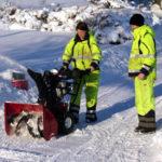 Bez języka dam fizyczną pracę w Norwegii od zaraz odśnieżanie ulic 2019 Bergen