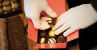 Norwegia praca Lillehammer od zaraz przy pakowaniu czekoladek bez języka