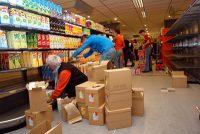 Od zaraz fizyczna praca Anglia przy wykładaniu towaru w sklepie bez języka Newcastle upon Tyne